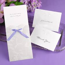 Blank Wedding Invitation Kits Custom Wedding Invitations Http Www Etsy Com Listing 65288925