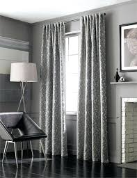 White Black Curtains Black Curtains 108 Inches Long Blackout Curtains 108 Inches Long