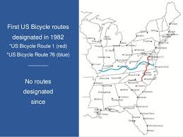 map us route 1 more than just lines on a map best practices for u s bike routes