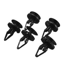 front bumper wheel splash guard clips fasteners for ford fiesta