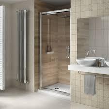 Infold Shower Door Isix Inswing Door Image Shower Enclosures