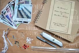 diy wedding albums diy best diy wedding album home design great fantastical in best