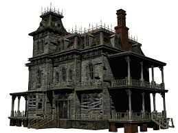 Halloween Monster House Halloween House Png Free Download Png Mart