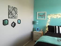 black and white girls bedding bedroom black white and turquoise teenage room bed wall