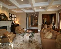 gorgeous coffered ceiling u0026 paint color combo cg227 pinterest