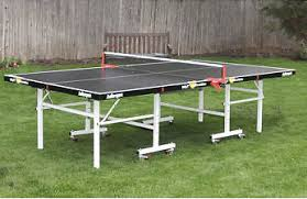 portable table tennis table 22 best ping pong table reviews may 2018 indoor outdoor