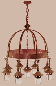 Mission Style Lighting Fixtures Vintage Hardware Lighting Arts And Crafts Craftsman And