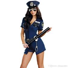 women u0027s swat police officer halloween costume dirty cop