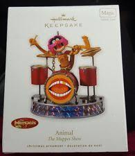 muppet animal ornament ebay
