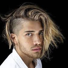 thining hair large ears men 86 best long hairstyles for men images on pinterest long curly