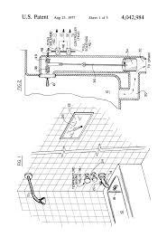 Bathtub Water Level Sensor Patent Us4042984 Automatic Bathtub Water Level Control System