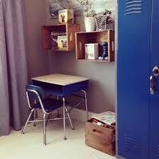 Kids Homework Desk Vintage Kids Desk Turned Pink Crafting Goodness The Lilypad Cottage