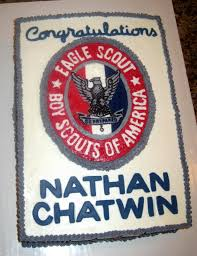 eagle scout cake topper custom cakes by stef eagle scout cake