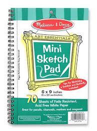 piomu mini sketch pad