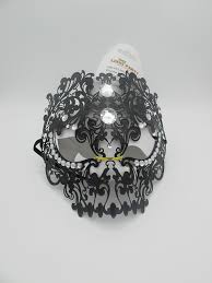 wholesale masquerade masks teschio black masquerade masks wholesalers and manufacture in china