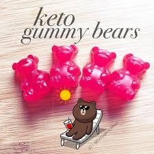 keto gummy bears so good i use a gummy bear mold here u0027s my