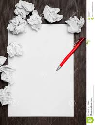 blank paper to write on blank paper writing idea stock image image of message 24802771
