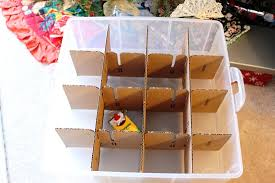 tips for storing decorations ezstorage