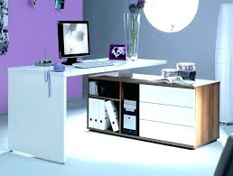 Modern L Shape Desk Modern L Shaped Desk Brokenshaker