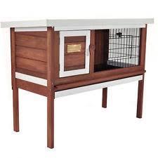Indoor Hutch Indoor Rabbit Cage Ebay