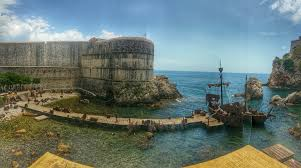 pirates dubrovnik croatia game of thrones set movie sets