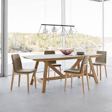 table de cuisine la redoute table extensible buondi design e gallina dessus bois am pm