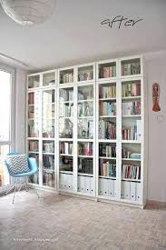 Ikea White Bookcase With Glass Doors Ikea Bookcase With Doors New Bookcase With Glass Doors White