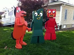 Gumby Halloween Costume U0027s Newest Photos Blockhead Gumby Flickr Hive Mind