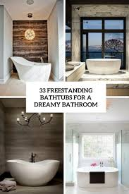 modern freestanding bathtubs archives digsdigs