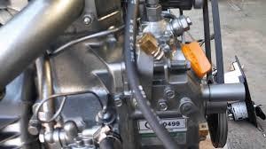 yanmar 1gm10 10hp inboard diesel marine engine demo run for sale