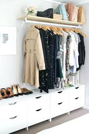 remarkable small portable closet 12 on modern home design with