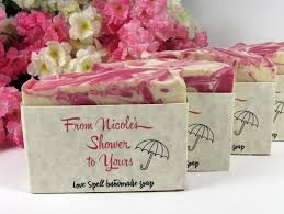 bridal shower soap favors soap shower favors for baby shower or bridal shower from my