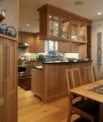 cuisine dans petit espace la cuisine ouverte sur la salle à manger 55 photos archzine fr