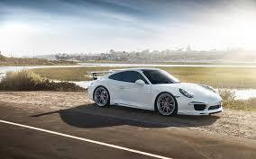 porsche 911 carrera gts spoiler vorsteiner porsche 911 carrera s v gt aero modcarmag
