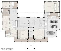 Brady Bunch House Floor Plan by Floor Plan For 2 Storey House Cottage Plans