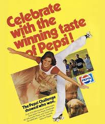 What Was The Cause Of Ray Charles Blindness Pepsi Vs Coke The Power Of A Brand Design Shack