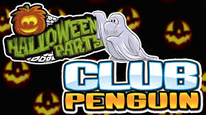 halloween party 2016 w sqaishey club penguin youtube
