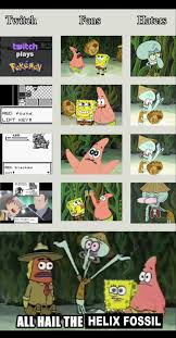 Helix Fossil Meme - the helix fossil appeals to all pokemon pinterest pokémon
