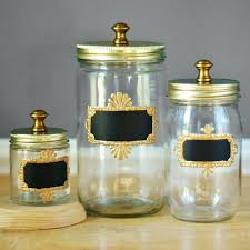 metal kitchen canisters glass canisters kitchen storage kitchen decoration ideas