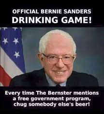 Meme Drinking Game - bernie sanders drinking game politicalmemes com