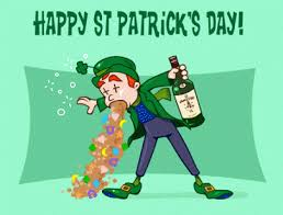 Lucky Charms Meme - happy st patricks day puking lucky charms meme generator