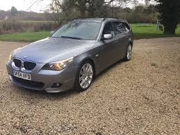 bmw 5 series e60 e61 525d se touring m sport kit 530d 2004