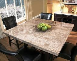 stainless steel kitchen table top counter height marble top dining table kitchen stainless steel
