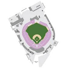 Mlb Map Nationals Park Map Washington Nationals