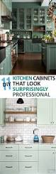 Kitchen Cabinet Remodels 11 Painted Kitchen Cabinets That Look Surprisingly Professional