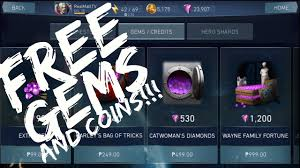 injustice 2 unlimited gems and coins youtube