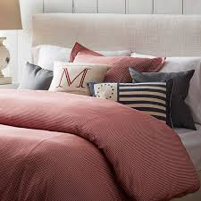 red gingham bedding collection wayfair