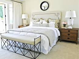 bedroom simplicity country style bedroom design presenting pale