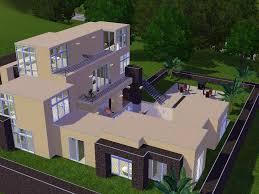 Adobe Pueblo Houses Mod The Sims Adobe Pueblo Modern A Modern Take On A Classic Style