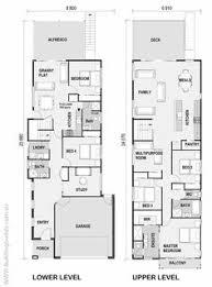narrow lot house plan inspirational narrow lot house plans qld 4 designs small blocks